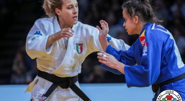Judo, Europei 2020: Odette Giuffrida si conferma una solida realtà, Lombardo perde una grande chance