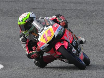 VIDEO Moto3, GP Spagna 2020: gli highlights della gara. Vittoria in volata di Arenas, Arbolino 3°