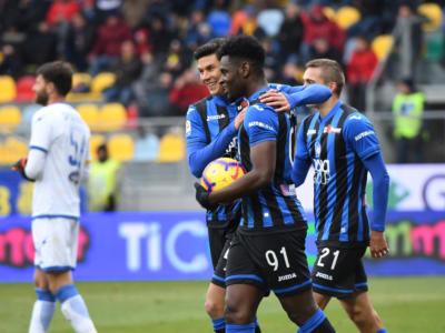Calcio, Serie A 2019: i risultati del pomeriggio e la classifica. Napoli fermato dalla SPAL, Muriel trascina l'Atalanta con una tripletta