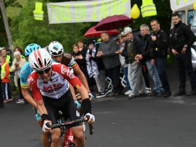 """Ciclismo: una """"stella della memoria"""" in Norvegia per ricordare la vittoria di Bjorg Lambrecht"""