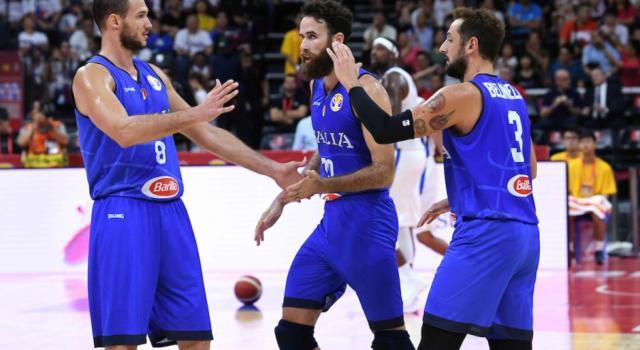 Basket, i convocati dell'Italia verso il Preolimpico. Chi va e chi viene…. Melli c'è, Belinelli e Datome fuori