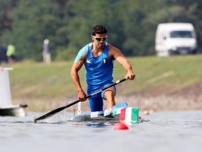 Canoa velocità, Coppa del Mondo Szeged 2020: Carlo Tacchini terzo nel C1 5000