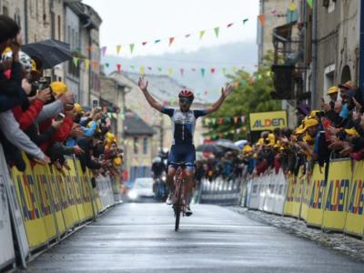 Tour de l'Avenir 2019: nella quinta tappa si impone in fuga Healy, quinto Stefano Oldani