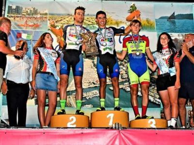 Ciclismo, 16° Gran Premio Città di Gabicce Mare; la carica dei 400, trionfa tra gli Elite-Under 23 Emanuele Ansaloni