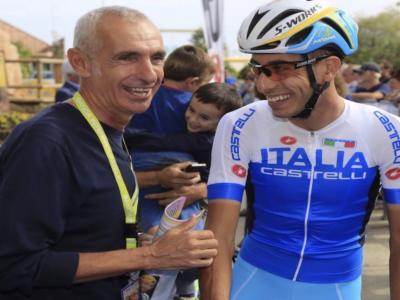 """Ciclismo, Gianluca Giardini: """"Bilancio sorprendente al Tour de l'Avenir. Per il Mondiale abbiamo uomini di livello"""""""