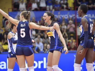 Volley femminile, Europei 2019: Italia-Polonia 2-3, prima sconfitta per le azzurre. Sfida con la Slovacchia negli ottavi di finale