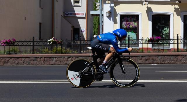 LIVE Ciclismo, Europei 2019 in DIRETTA: Remco Evenepoel domina la cronometro Elite! Edoardo Affini conquista il bronzo, sesto Filippo Ganna