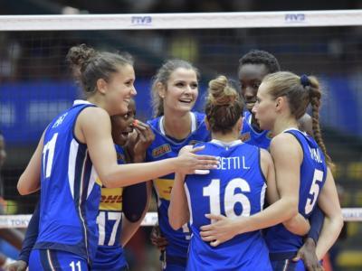 Volley femminile, Italia in collegiale a Cavalese: rientrano alcune big. Tutte le convocate