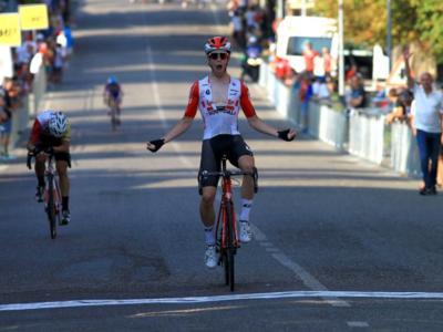 Ciclismo, 68° G.P. Colli Rovescalesi: trionfo belga di Julian Mertens, sul podio Fiorelli e Barison