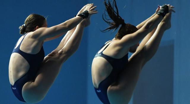 Tuffi, Pellacani-Bertocchi da sogno! Si qualificano alle Olimpiadi con il 3° posto in Coppa del Mondo dai 3 metri syncro!