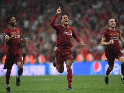 Supercoppa Europea 2019, Liverpool-Chelsea 7-6: Reds in trionfo dopo i calci di rigore, decisiva la parata di Adrian su Abraham