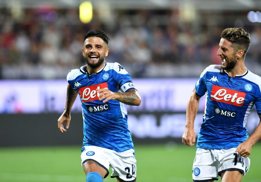 Calcio, Lorenzo Insigne sigla una doppietta contro il ...