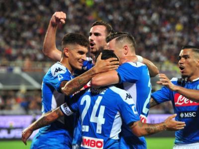 Calcio, Serie A 2019-2020: Fiorentina-Napoli 3-4. Esordio di fuoco al Franchi, Insigne decide una partita pazzesca