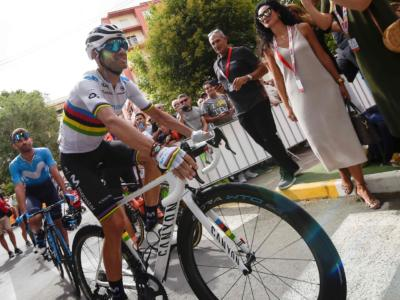 Vuelta a España 2019, risultato settima tappa: Alejandro Valverde si impone sull'Alto Mas de la Costa, Lopez torna nuovamente in rosso