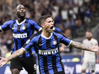 Calcio, Serie A 2019-2020: Inter-Lecce 4-0. Buona la prima per Conte, a segno i nuovi arrivati Sensi e Lukaku