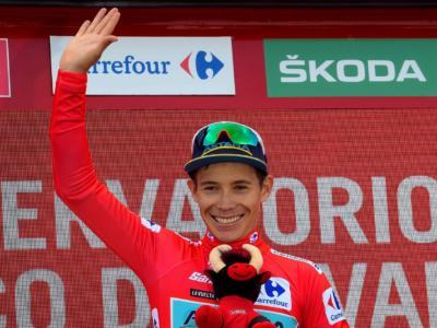 """Classifica Vuelta a Espana 2019, settima tappa: Lopez si riprende la maglia rossa, 6"""" su Roglic. Fabio Aru rientra in top ten"""