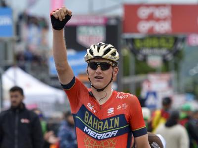 """Giro d'Italia 2021, Matej Mohoric: """"Sto bene, non ho ossa rotte, il casco mi ha salvato da esiti peggiori"""""""