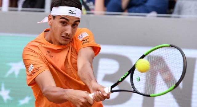 """Tennis, Lorenzo Sonego: """"Il nuovo formato della Coppa Davis non ci entusiasma"""""""