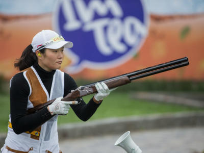 Tiro a volo, Coppa del Mondo Lahti 2019: la cinese Wei vince nello skeet femminile. Di Marziantonio 4a, Bartolomei 6a