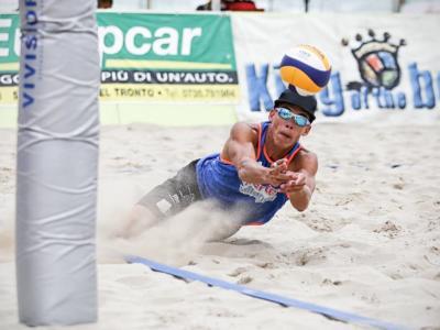 Beach volley, Campionato Italiano 2020. Risalgono gli Ingrosso nel tabellone perdenti, Debora Allegretti/Ditta ok