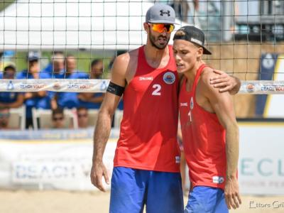 Abbiati/Andreatta e Ranghieri/Ingrosso inaugurano il 2020 azzurro del beach volley in Cambogia