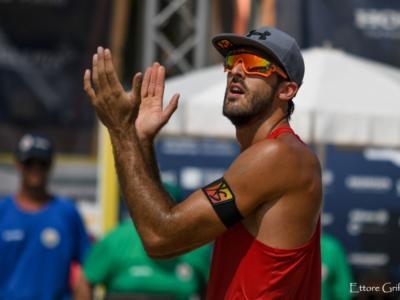 Beach volley, World Tour 2020 Montpellier. Inizia l'avventura di Ranghieri/Sablone