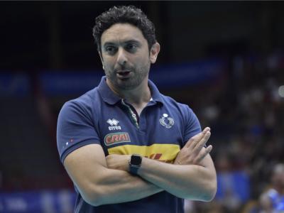 """Volley, Davide Mazzanti: """"Aspettative mai rispettate alle Olimpiadi, ho trovato la soluzione. L'antistress per Tokyo…"""""""