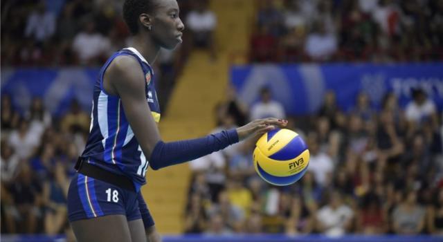 Olimpiadi Tokyo, Paola Egonu sarà portabandiera del CIO durante la Cerimonia d'Apertura!