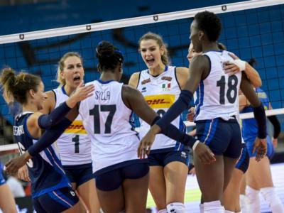 LIVE Italia-Serbia 1-3 volley, Europei 2019 in DIRETTA: azzurre in finale per il bronzo