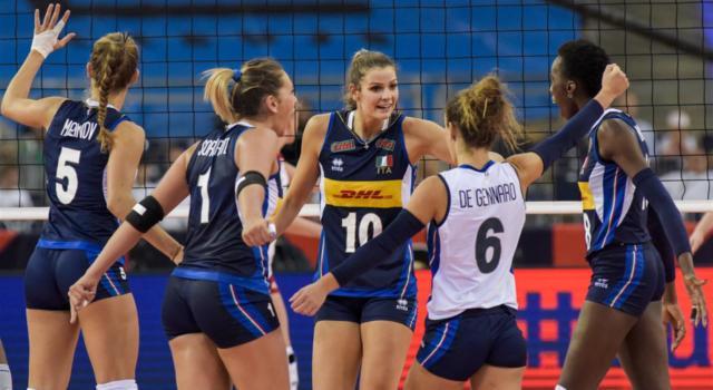 LIVE Italia-Polonia 2-3, Nations League volley femminile in DIRETTA. Le azzurre si fermano sul più bello e cedono al tie break