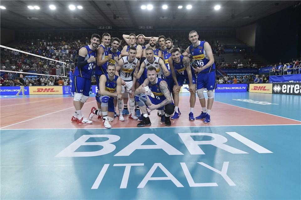 LIVE Italia-Australia 1-1 volley, Preolimpico 2019 in DIRETTA: arriva ...
