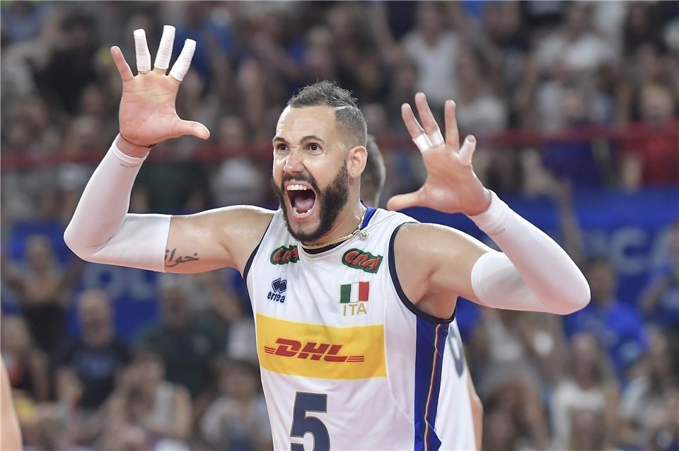 "Volley, Preolimpico 2019. Italia-Australia 3-2, Juantorena: ""L ..."