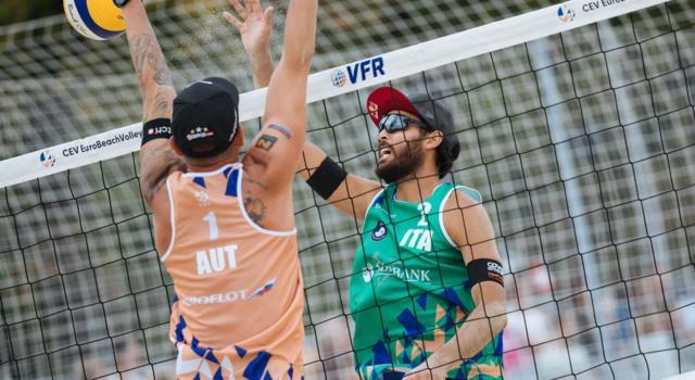 Beach volley, Europei 2019: 8 agosto, Menegatti/Orsi Toth e Lupo/Nicolai vogliono gli ottavi. Abbiati/Andreatta a caccia del secondo turno