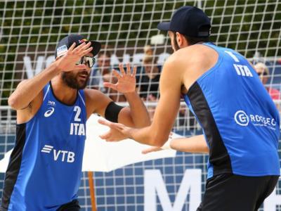 Beach volley, Europeo 2020 Jurmala: diluvia sulla Lettonia, ancora tutto fermo