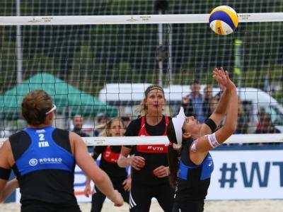 Beach volley, World Tour 2019 Chetumal. Messico poco tricolore: strada in salita per Menegatti/Orsi Toth e Rossi/Carambula