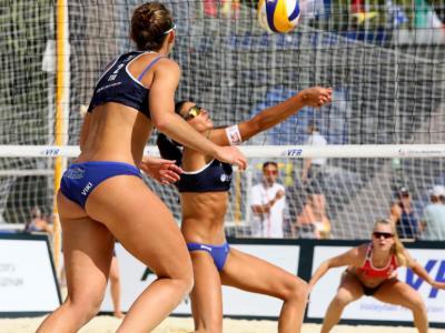 Beach volley, Europei 2021. Buon avvio per Menegatti/Orsi Toth: battute le russe! Con Laboureur/Tillman per gli ottavi