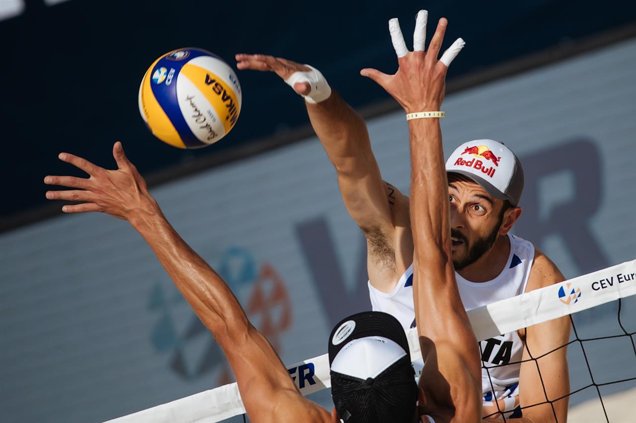 Olimpiadi Tokyo 2021, Beach Volley: Paolo Nicolai, scheda e palmares