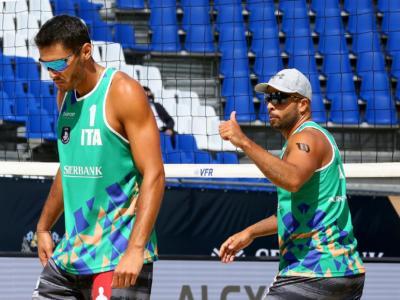 Beach volley, Campionato Italiano 2020. Avanti tutti i big: terzo turno vincenti dal sapore internazionale
