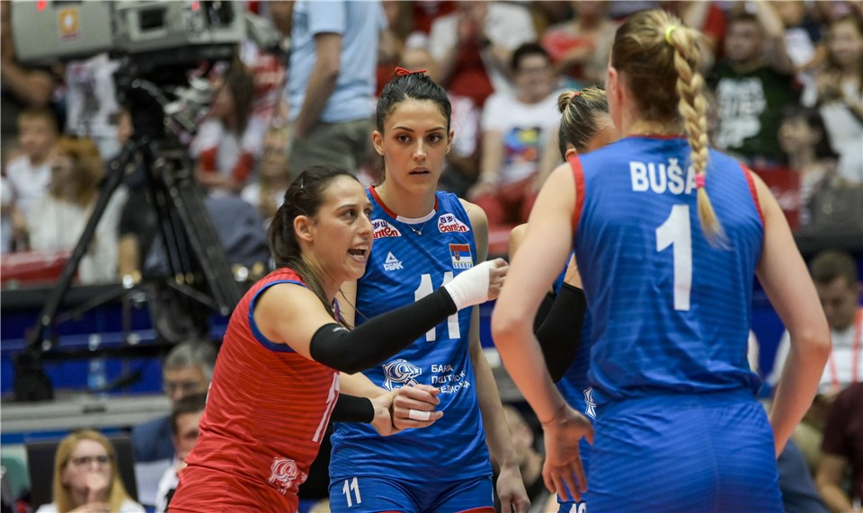 LIVE Volley femminile, Europei 2019 in DIRETTA: risultati quarti di finale in tempo reale. Serbia,Turchia,Italia e Polonia le semifinaliste - OA Sport