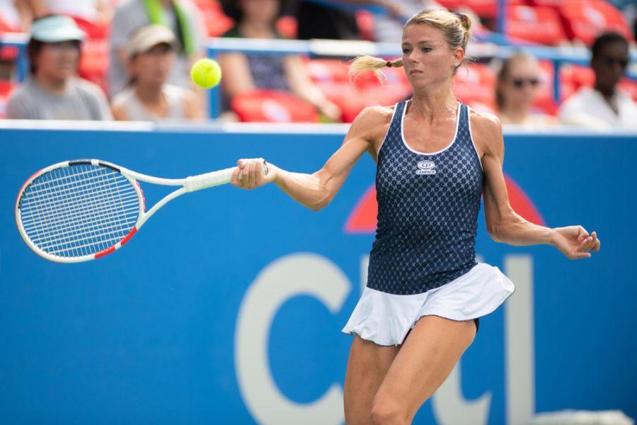LIVE Giorgi-Sakkari, US Open 2019 in DIRETTA: sfida durissima ...