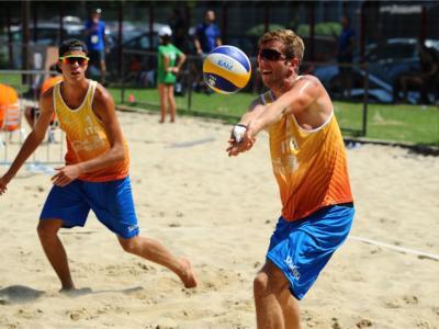 Beach volley, World Tour 2019 Tel Aviv. Windisch/Cottafava in finale nel girone: battuti in due set Sendrovich/Meir