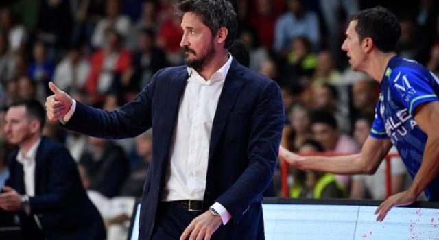 LIVE Dinamo Sassari-Lietkabelis 79-78 basket, Champions League in DIRETTA: i sardi vincono allo scadere grazie ad un Pierre maestoso!