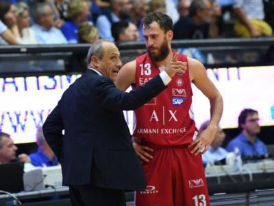 Basket, Eurolega 2018-2019: l'Olimpia Milano vuole calare il poker in casa dell'Alba Berlino