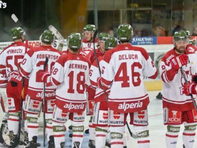 Hockey ghiaccio, ICE League 2021: Bolzano piega Klagenfurt in gara-3 e riapre la serie di finale