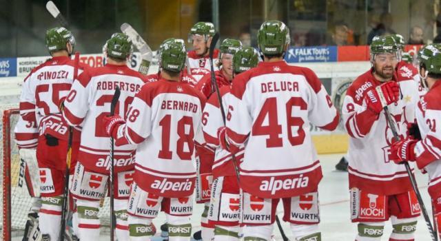 Hockey ghiaccio, EBEL 2019-2020: Bolzano stende il fanalino di coda Dornbirn e risale in classifica