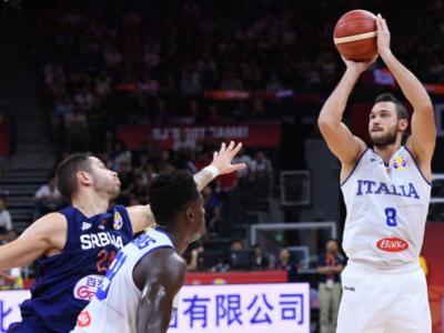 Basket, Mondiali 2019: Italia a contatto per tre quarti, poi la Serbia scappa e vince 77-92. Azzurri secondi nel girone, ora Spagna e Porto Rico
