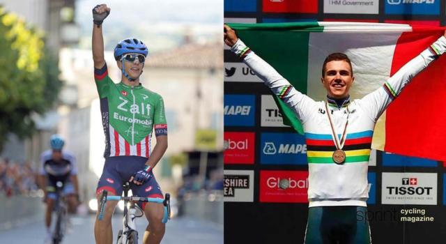 Ciclismo, la NextGen dell'Italia: Samuele Battistella. L'iridato degli U23 approda al Team NTT per stupire anche tra i professionisti