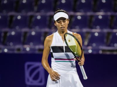 Tennis, WTA Hiroshima 2019, risultati di martedì 10 settembre. Hsieh a fatica, Sorribes Tormo batte Cirstea