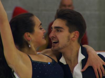Pattinaggio artistico, Finali Grand Prix 2019: battaglia tra Kazakova/Reviya e Nguyen/Kolesnik nella rhythm dance juniores
