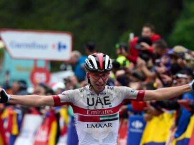 Vuelta a España 2019, risultato 13ma tappa: festa slovena a Los Machucos! Tadej Pogacar batte un Primoz Roglic sempre più leader